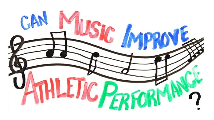 Can Music Enhance Athletic Performance